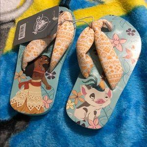 Moana Flip flops new